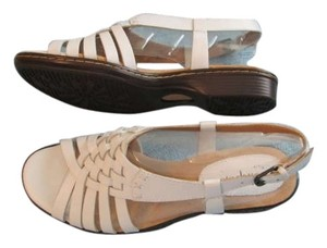 Softspots White Sandals