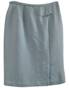 Michele Machine Washable Lined Skirt grey