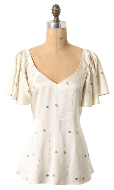 Preload https://item3.tradesy.com/images/anthropologie-ivory-riparian-stream-blouse-size-8-m-3124927-0-0.jpg?width=400&height=650