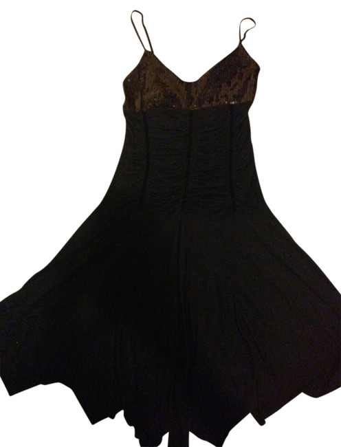 Other Lbd Little Dancing Sequins Drop Waist Dress