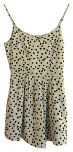 Dolce Vita Playsuit Polka Dot Sleeveless Dress