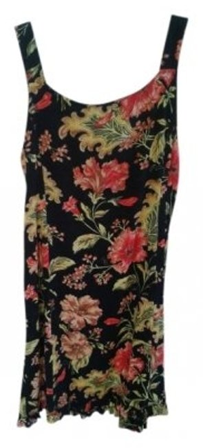 Other short dress floral Sun-dress on Tradesy