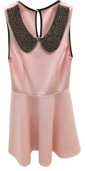 Preload https://item5.tradesy.com/images/light-pink-above-knee-short-casual-dress-size-4-s-3126229-0-0.jpg?width=400&height=650