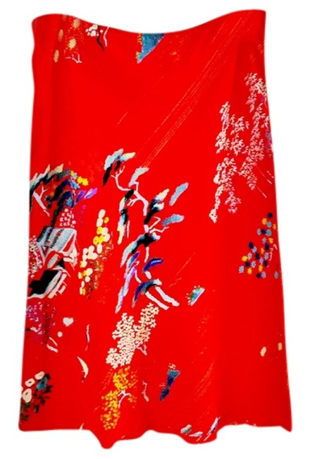 Preload https://item4.tradesy.com/images/mieka-red-asian-print-machine-washable-bright-knee-length-skirt-size-6-s-28-3126253-0-0.jpg?width=400&height=650