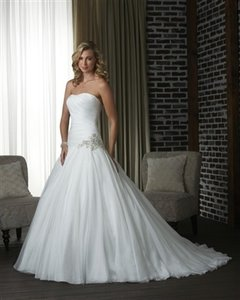 Bonny Bridal Ball Gown Wedding Dress