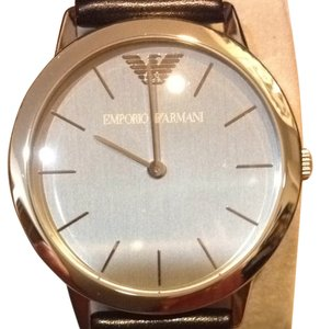 Emporio Armani Emporio Armani Stainless Steel Dress Watch