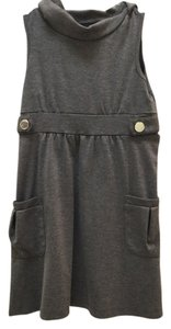 Amy Byer short dress Gray on Tradesy