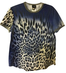 Just Cavalli T Shirt Animal Print