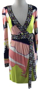 Emilio Pucci Wrap Dress