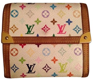 Louis Vuitton Louis Vuitton Multicolor Compact Wallet