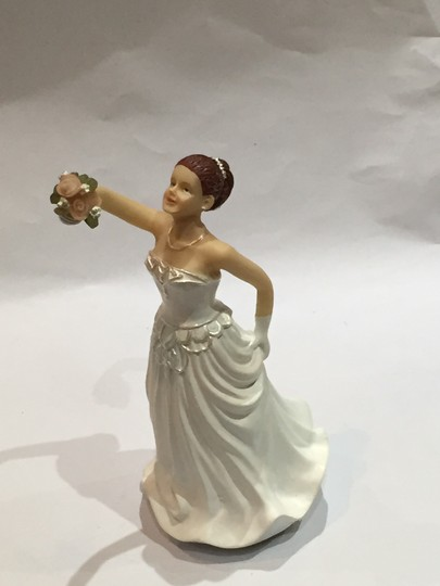 Weddingstar 50437 Interchangeable Bride - Caucasian Red Hair