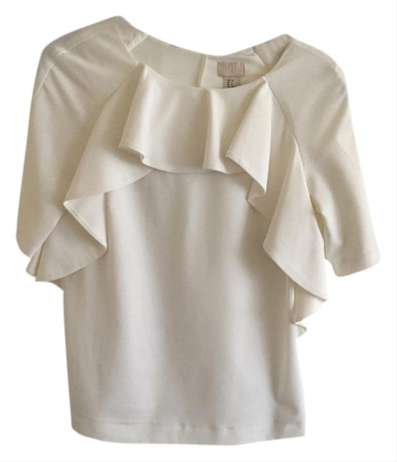 H&M Top Off white