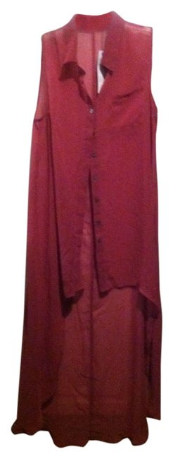 Raspberry Maxi Dress by Other