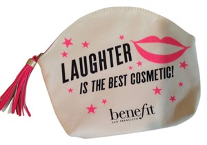 Benefit Benefit makeup nesting bag new without tag