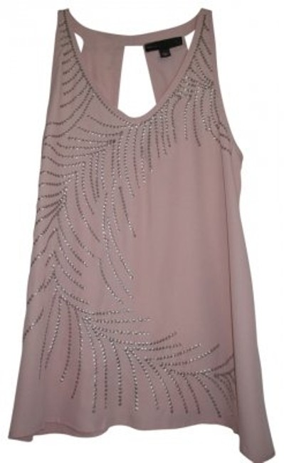 Preload https://item4.tradesy.com/images/rock-and-republic-pink-embellished-feather-tank-night-out-top-size-2-xs-31293-0-0.jpg?width=400&height=650