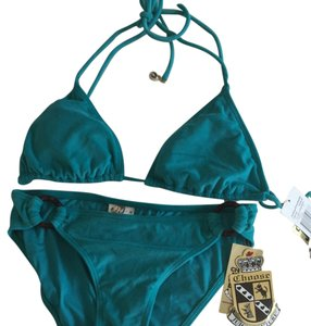 Juicy Couture Juicy Couture Teal Bikini