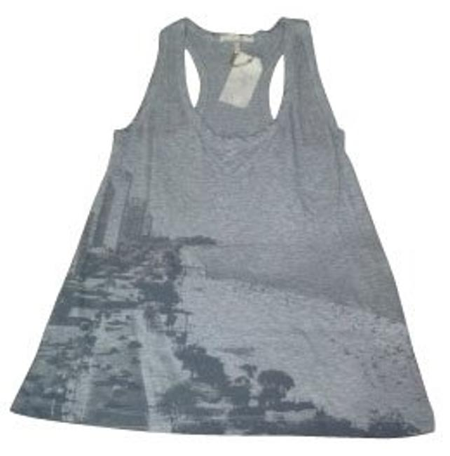 Joie Top Heather grey