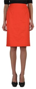 Hugo Boss Skirt Red