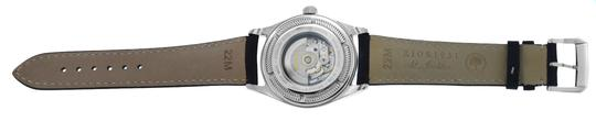 Armand Nicolet Armand Nicolet Tramelan AN9141A Skeleton Automatic SS Day Date Watch
