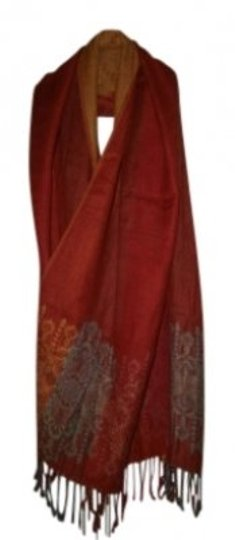 Preload https://item2.tradesy.com/images/red-gold-green-london-scarfwrap-31311-0-0.jpg?width=440&height=440