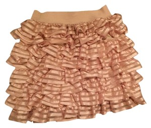 H&M Skirt Pale Pink