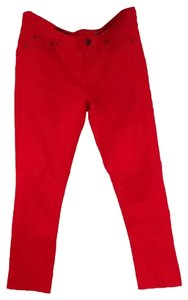 J.Crew Matchstick Straight-leg Garment Dyed Denim Pants