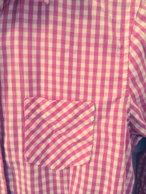 Brooks Brothers Button Down Shirt Pink