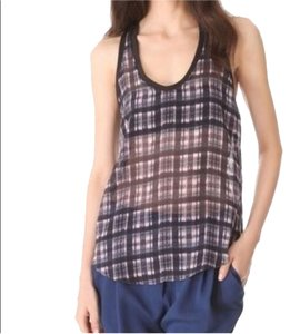 3.1 Phillip Lim Top Pink Plaid
