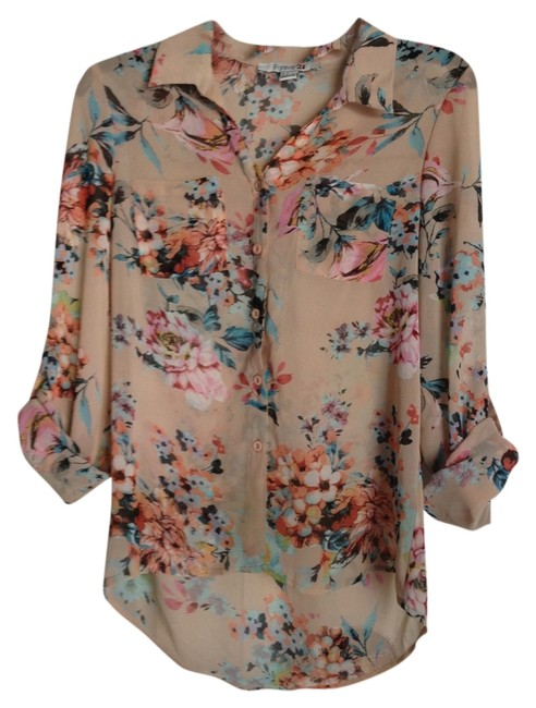 Forever 21 Top Print