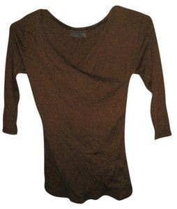 Michael Stars Longsleeve Top Gold