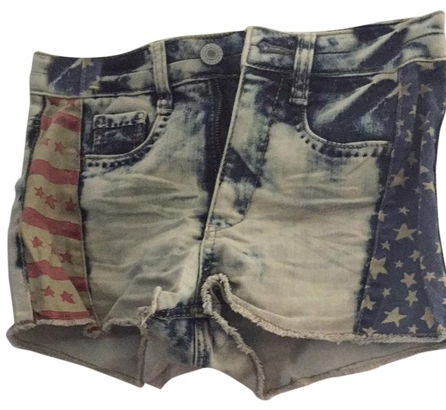 Mossimo Supply Co. Denim Shorts-Acid