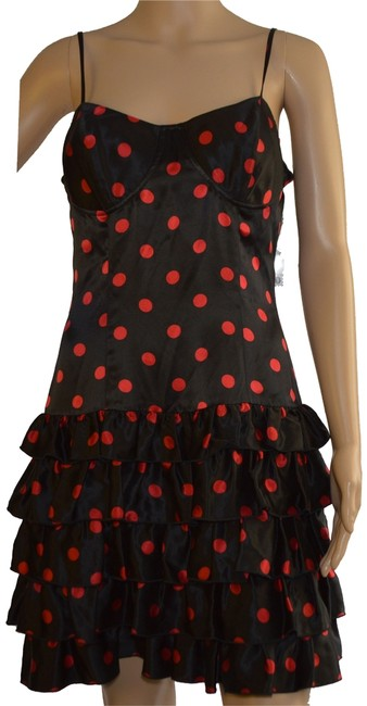 Preload https://item5.tradesy.com/images/betsey-johnson-black-red-above-knee-night-out-dress-size-8-m-3136414-0-0.jpg?width=400&height=650