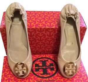 Tory Burch Knot/gold Flats