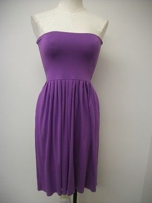 Preload https://img-static.tradesy.com/item/3137464/nougat-purple-knit-strapless-dress-ng7508-freesia-0-0-650-650.jpg