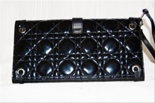 Dior Black Clutch Image 1