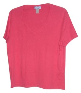 NON-FICTION T Shirt CORAL