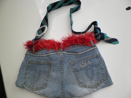 Other Green Eco Friendley Fshions Hand Made Affordable Fashions Eco Cloths Shoulder Bag