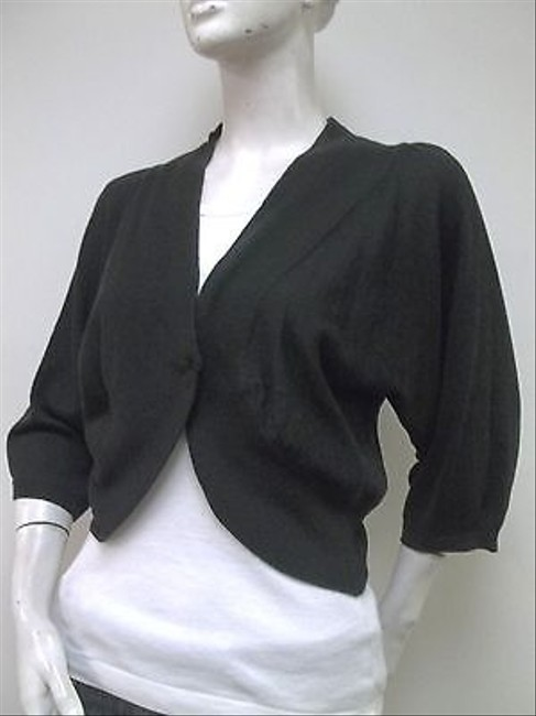 Nougat London Bolero Shrug Cropped Cardigan Ng5844 10 Sweater