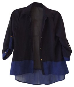 ISSI Top blue