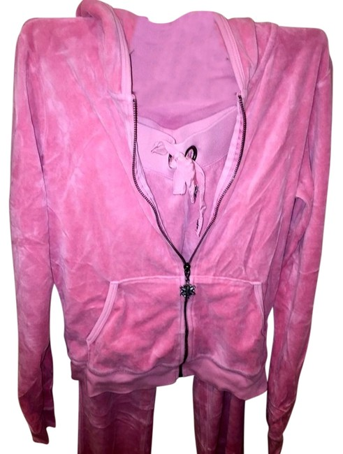 Preload https://item4.tradesy.com/images/juicy-couture-pink-jacket-3146758-0-0.jpg?width=400&height=650