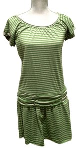 Mossimo Supply Co. short dress Green & Gray on Tradesy