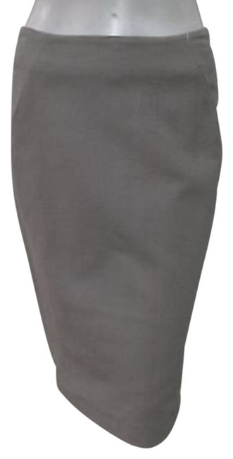 Premise Angelica Langdon 100 Lined 702p4301 Skirt Pewter