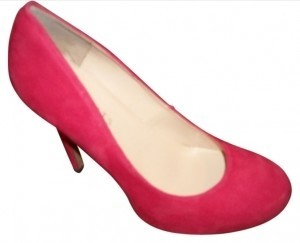 Talbots scarlet red Pumps
