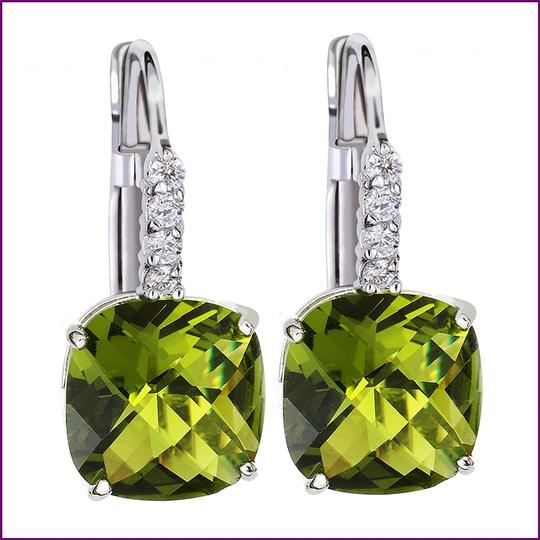 Preload https://item5.tradesy.com/images/green1-cubic-zircon-crystal-dangle-crystal-18k-silver-plated-dangle-bridesmaid-gift-earrings-3151369-0-0.jpg?width=440&height=440