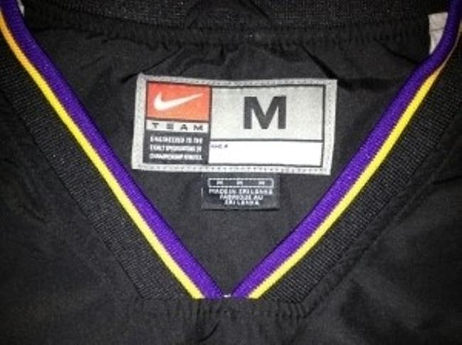 Nike Laker Polyester Cotton Lined Jacket With Side Poc Jacket