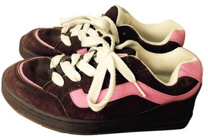 Vans Pink And Plum Athletic