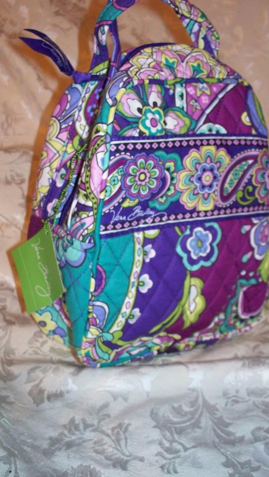 236d3dad3721 Vera Bradley Campus Laptop Computer Lunch Box Tote School College Baby  Toddler Travel Beach Gift Graduation. 12345