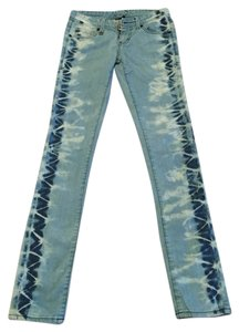 A|X Armani Exchange Skinny Jeans-Acid
