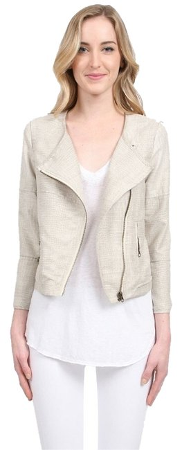 Capulet Snake Light Grey Jacket