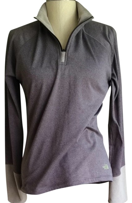 Item - Brown Activewear Top Size 6 (S, 28)